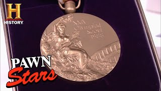 Pawn Stars: 1988 Olympic Gold Medal (Season 7) | History
