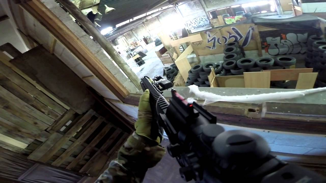 AIRSOFT PAMPLONA - LOBOS NEGROS - LA GUARIDA CQB - AIRSOFT ESPAÑA ...