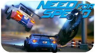 NEED FOR SPEED (2015) FAILS & GLITCHES #1 (NFS 2015 Funny Moments Compilation)