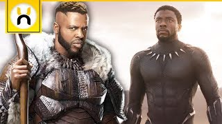 The Role of M'Baku in Black Panther