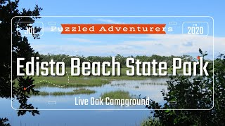 Edisto Beach State Park - Live Oak Campground - Puzzled Adventurers