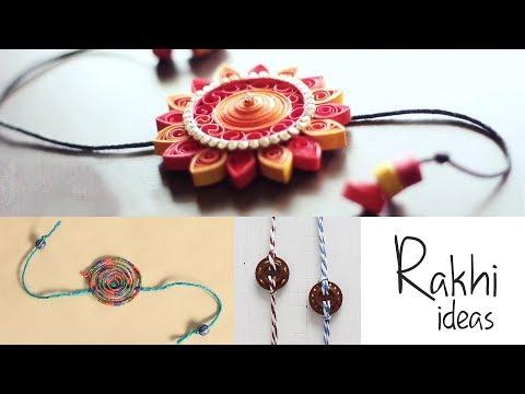 How to make Rakhi | Rakhi Making | Handmade Rakhi Tutorial