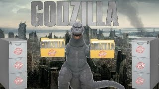 "Godzilla 2014 - When you go ""Beyond the Facts"" Then your talking Bullshit"