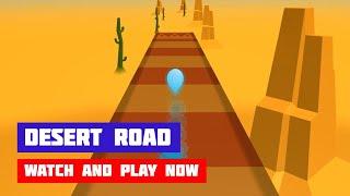 Desert Road · Game · Gameplay
