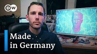 Kunst aus Code - KI an der Staffelei | Made in Germany