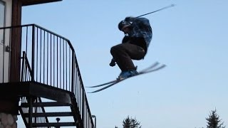 Ski Freestyle shot Kory Kirby in Park City