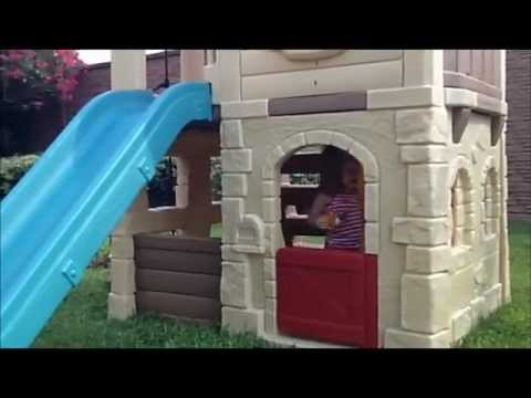 Step2 Adventure Lodge Play Center with Glider Review by It Wont be Like this for Long