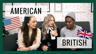 American vs British English Differences