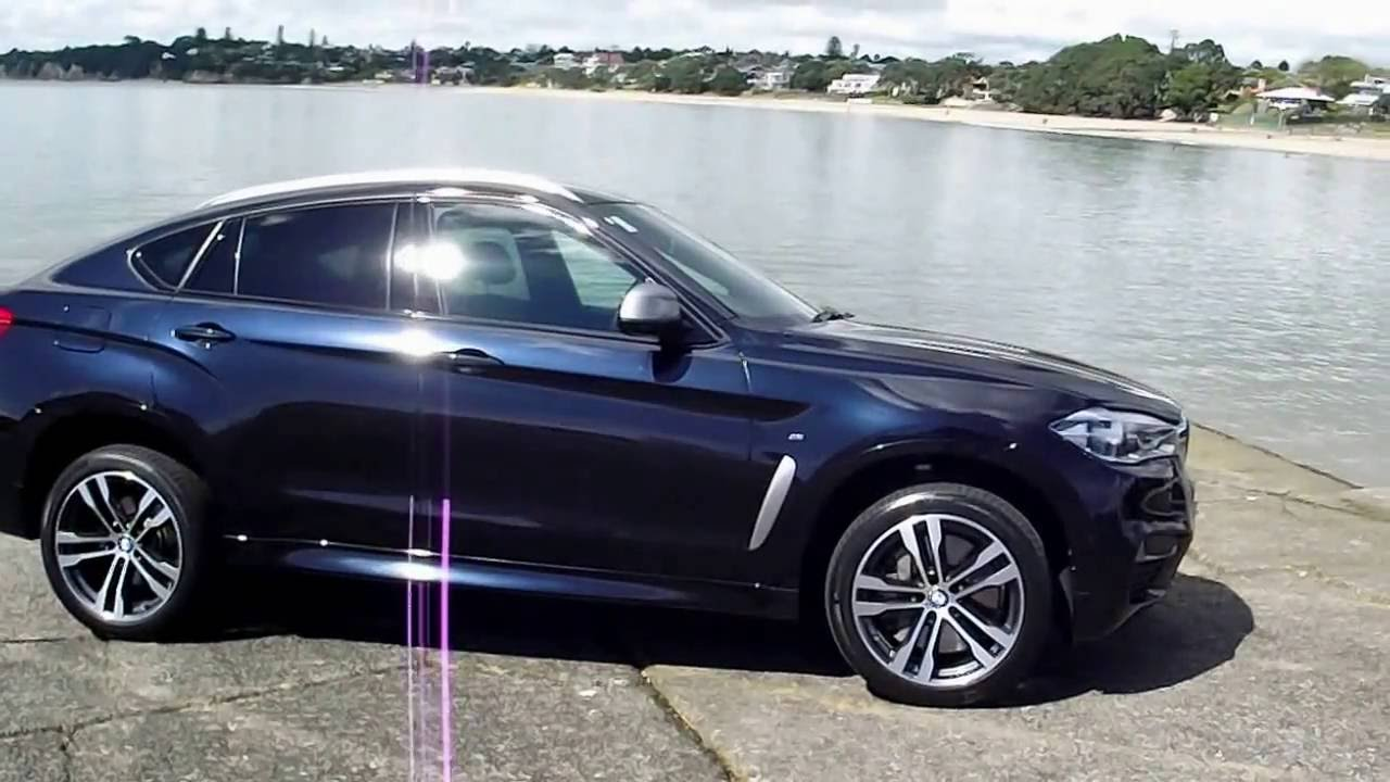 2015 Bmw X6 M50d Youtube
