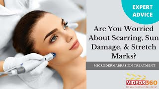 Now Trending - Microdermabrasion Treatment explained by Dr. Roger Koreen