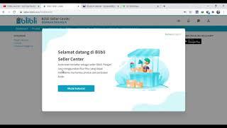 Blibli 2, Cara Terbaru Membuka Toko Di BliBli com screenshot 4