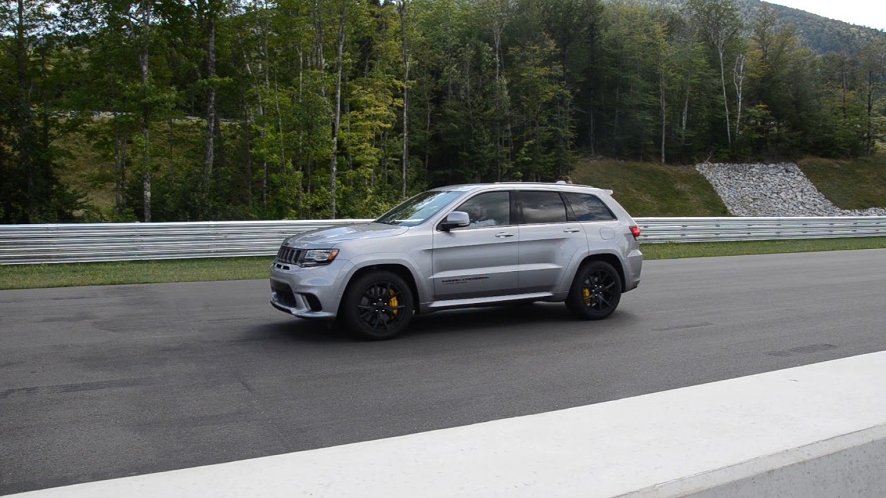 Why Hennessey S Jeep Trackhawk Testing Is More Impressive Than You