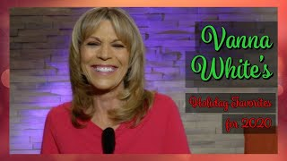 The queen of tv game shows, vanna white, talks about her favorite holiday movies, wishes for 2021...and advice wheel fortune contestants. visi...