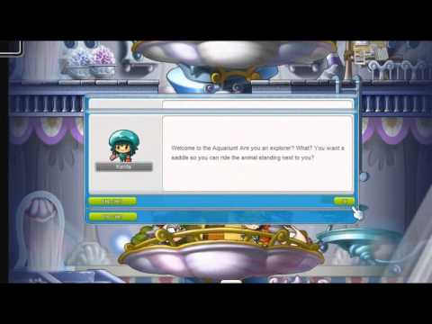 MapleStory How To Ride Your Dragon As Evan