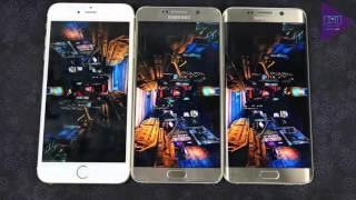 samsung galaxy note 5 s6 edge plus vs iphone 6s plus