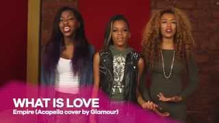 "EMPIRE |  ""What Is Love"" (feat. Veronika Bozeman) Acapella Cover by Glamour"