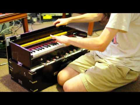 Harmonium is listed (or ranked) 11 on the list Musical Instruments Used in Indian Classical Music
