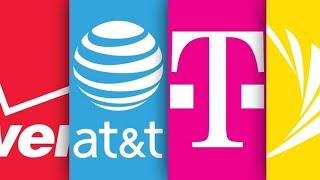 T-MOBILE, VERIZON, SPRINT,  AT&T | I PHONE 8,8 plus & X (10) LTE SPECS