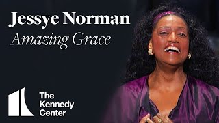 Jessye Norman - Amazing Grace (Sidney Poitier Tribute) - 1995 Kennedy Center Honors
