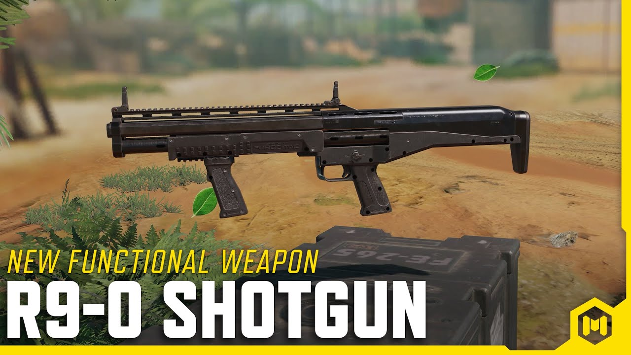 Call of Duty®: Mobile - S8 New Weapon | R9-0 Shotgun