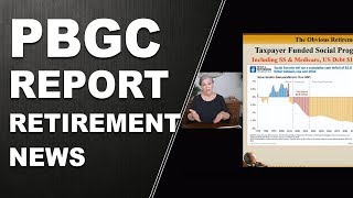 Retirement Tsunami - Pt1 -   PBGC Report - Retirement News