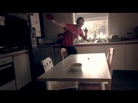 3D Motion Tracking with CGI element - Ping pong trick shot