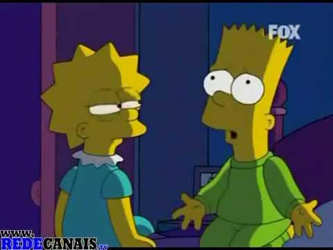 Os Simpsons – A vaca do Apocalipse (clip3)