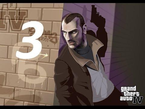 GTA 4 прохождение серия 2 (Первое свидание)