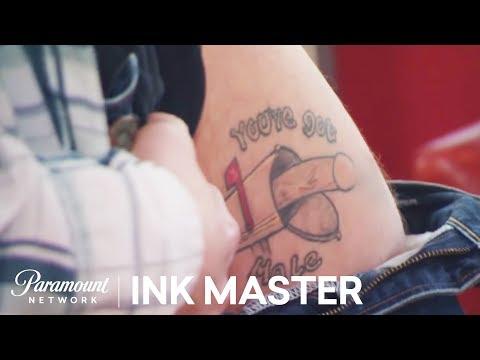 Tattoo nightmares phallic disaster youtube for Is tattoo nightmares still on