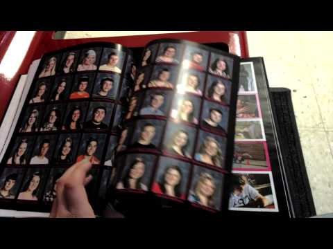 Josephine's Media Package - Yearbook