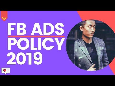 Facebook Ad Policy 2019