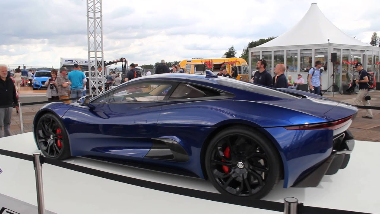The Ultimate Jaguar Hypercar That Will Never Be Gorgeous