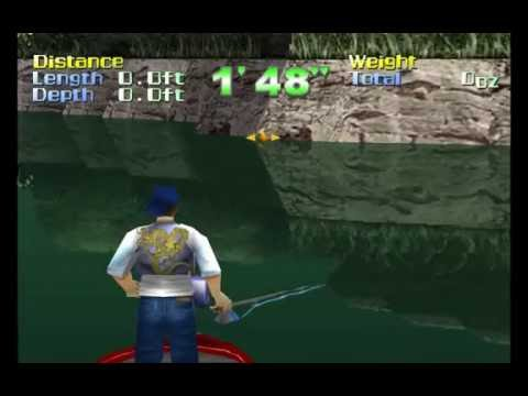 Game 15 – Action Bass – Sony PlayStation – Gameplay footage – ePSXe – 1080p