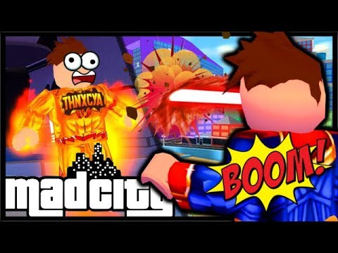 How To Get Admin Commands In Roblox Mad City How To Get Super Hero Power As A Criminal Mad City Roblox Youtube