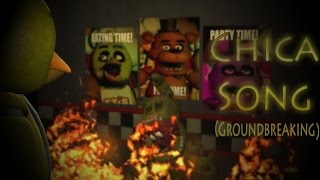 [FNAF SFM] Chica Song (GroundBreaking) thumbnail