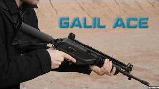 Hands On with the Galil Ace 7.62x39!