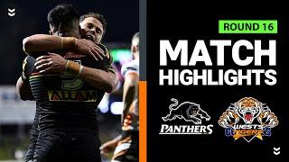Panthers v Wests Tigers | Round 16 2020 | Telstra Premiership | NRL