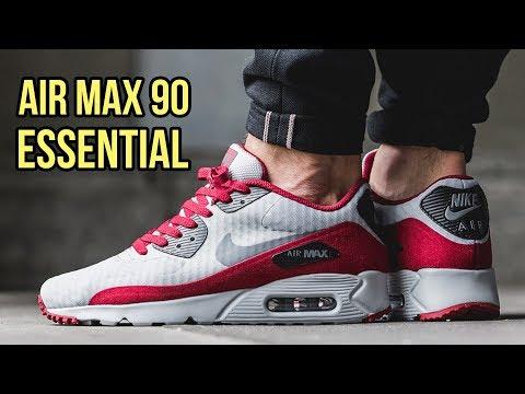 nike-air-max-90-essential- -nike-walking-shoes-2019
