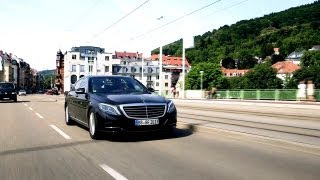 Mercedes-Benz S 500 INTELLIGENT DRIVE | research vehicle