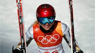 Vonn's Olympic Title Stolen By Ledecka