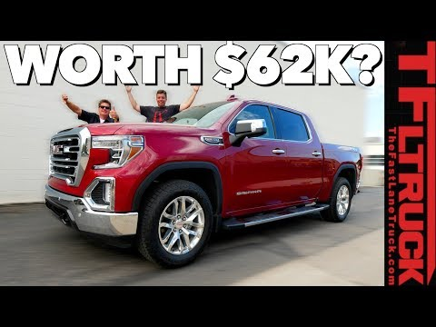 2019 GMC Sierra 1500 Max Tow: Unfiltered Real World Buddy Review