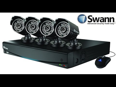 How to replace hard drive / hard disk in Swann CCTV system