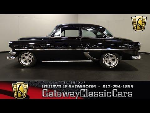 1953 Chevrolet Bel Air  Louisville room   Stock  1361