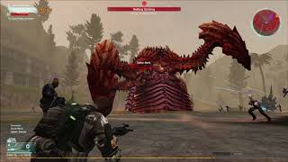 Defiance 2050 Beta Gameplay 6/23/2018, Hellbugs Uprising [Major Arkfall], pc