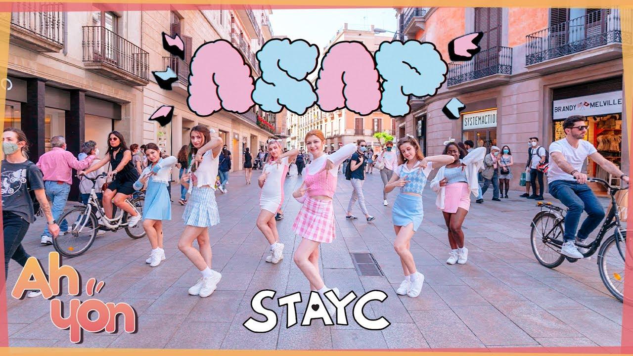 Download [KPOP IN PUBLIC] STAYC (스테이씨) - 'ASAP' | Dance Cover by Ahyon Unit