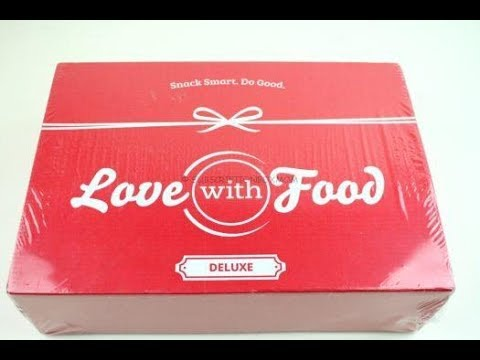 Love with Food Box June 2018