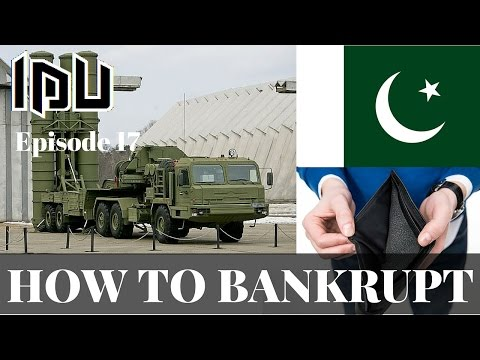 S01E17 How India's Missile Defense can bankrupt Pakistan