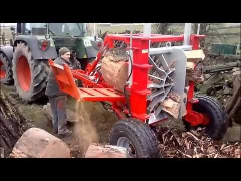 Les incroyables machines pour couper le bois nouvelles for Chevre pour couper le bois