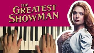 Baixar HOW TO PLAY - The Greatest Showman - Never Enough (Piano Tutorial Lesson)