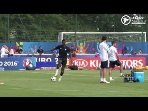 Les skills de Paul Pogba avec l'équipe de France